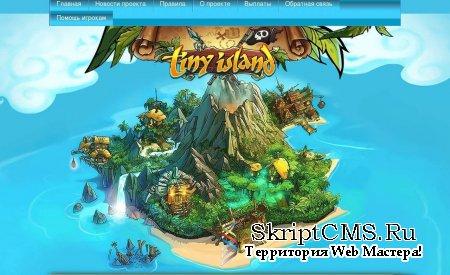 Скрипт экономической игры Tiny Island