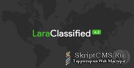 LaraClassified v6.2 NULLED - доска объявлений