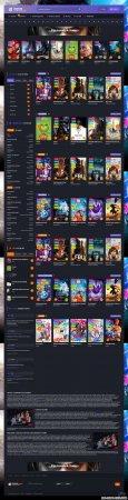 MovieBoom - адаптивный кино шаблон для DLE